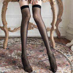 Momilove - Thigh High Stockings