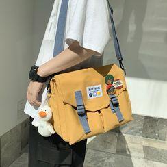 EAVALURE - Nylon Crossbody Bag