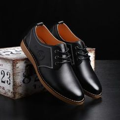 TYCOON - Genuine Leather Oxfords