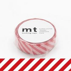 mt - mt Masking Tape : mt 1P Stripe Vermilion
