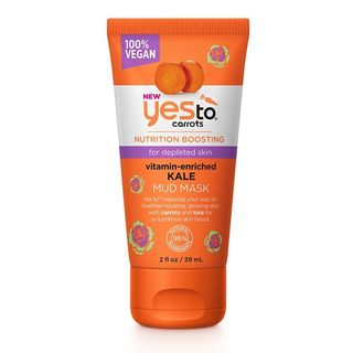 Yes To - Yes To Carrots: Vitamin-Enriched Kale Mud Mask, 59ml