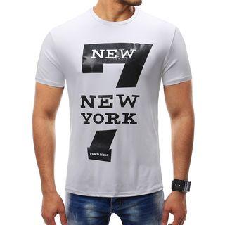 Hansel - Printed Short Sleeve T-Shirt