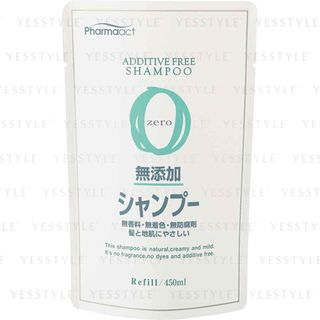 KUMANO COSME - Pharmaact Additive Free Shampoo Refill