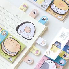 Aether - Food Print Sticky Note (various designs)