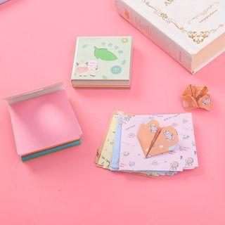 PureSnow - Square Origami Paper (Various Designs)