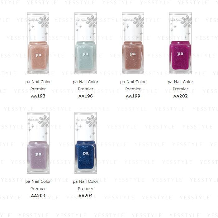 Buy Dear Laura Nail Color Premier Dull Glitter 6ml 10 Types In Bulk Asianbeautywholesale Com