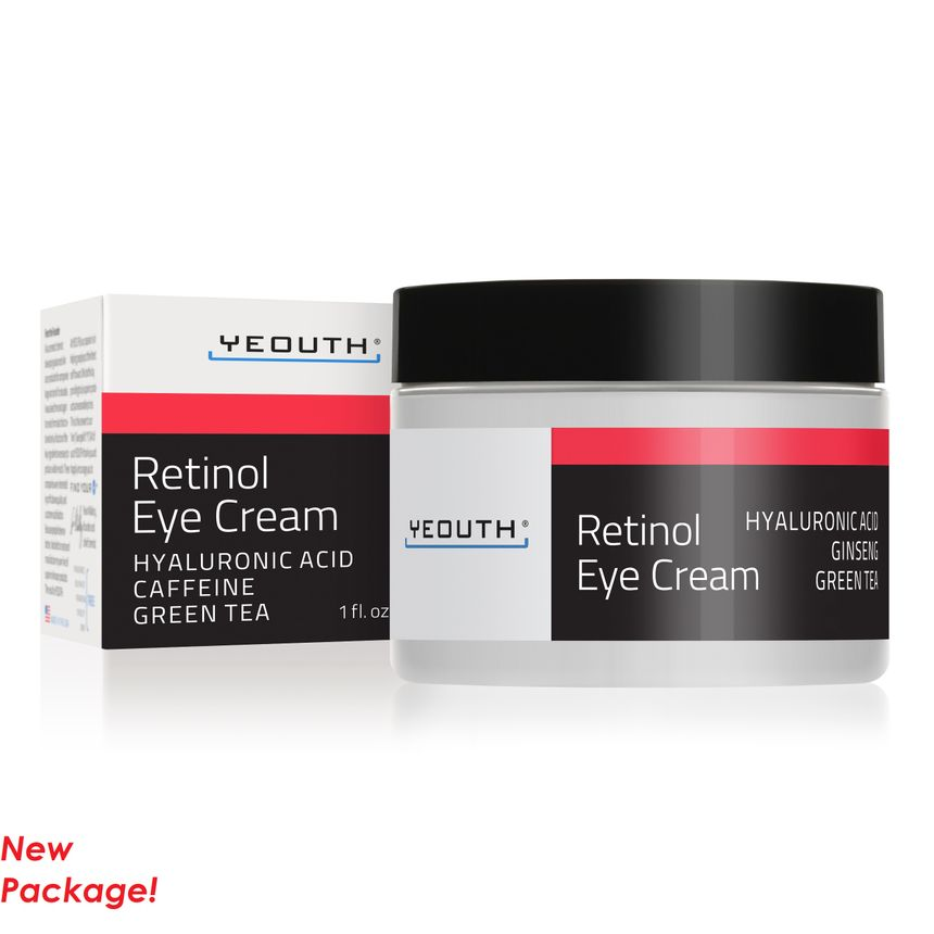Yeouth Retinol 2 5 Eye Cream Yesstyle