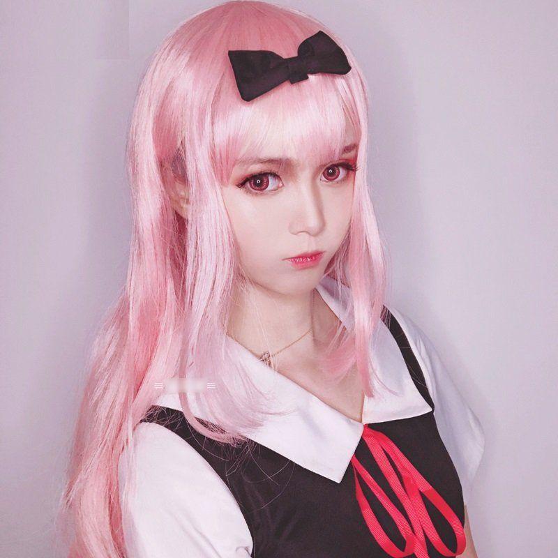 Macoss Kaguya Sama Love Is War Chika Fujiwara Cosplay Wig Yesstyle