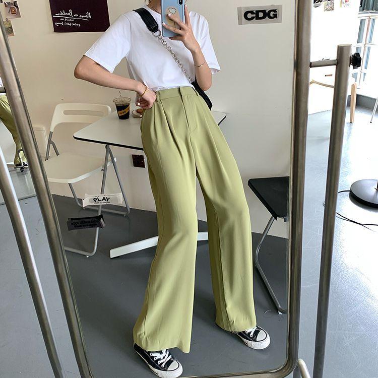 OUREA - Wide-Leg Dress Pants