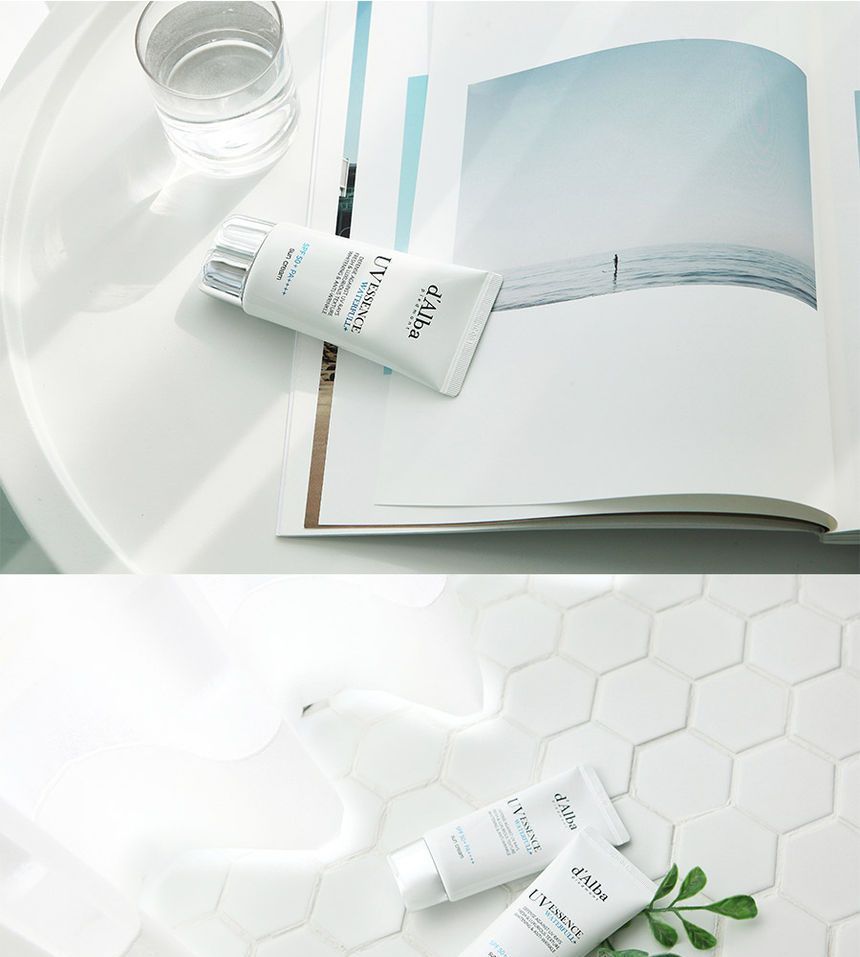 d'Alba Waterfull Essence Sun Cream SPF50+ PA++++ 50ml