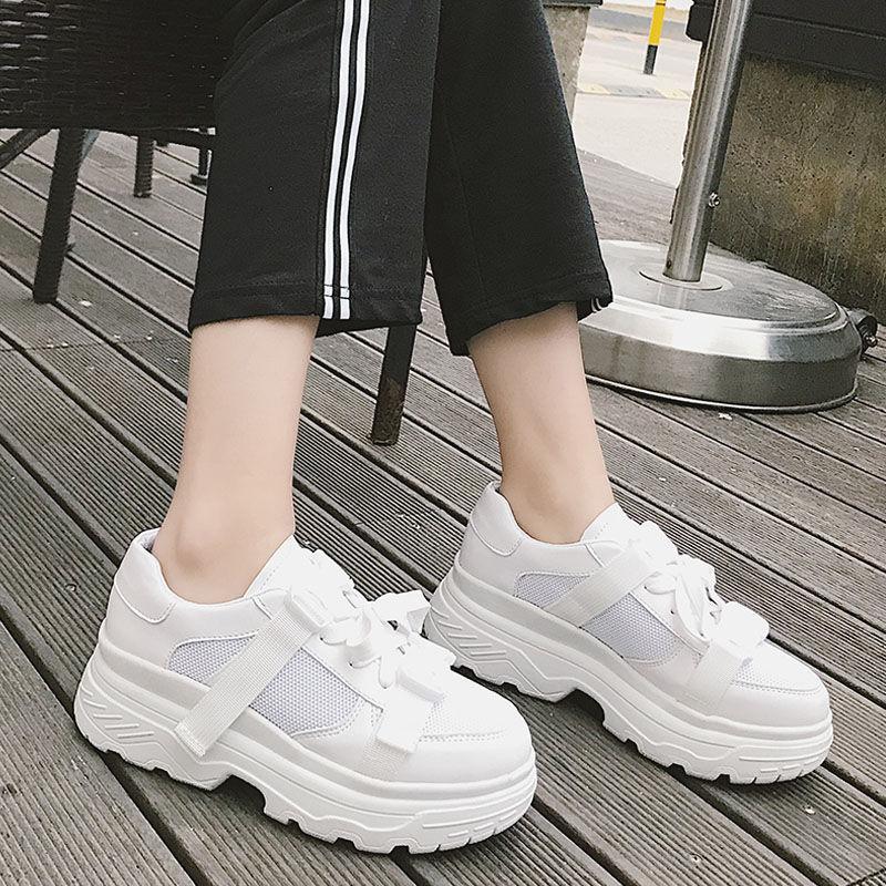 Wello Platform Sneakers | YesStyle