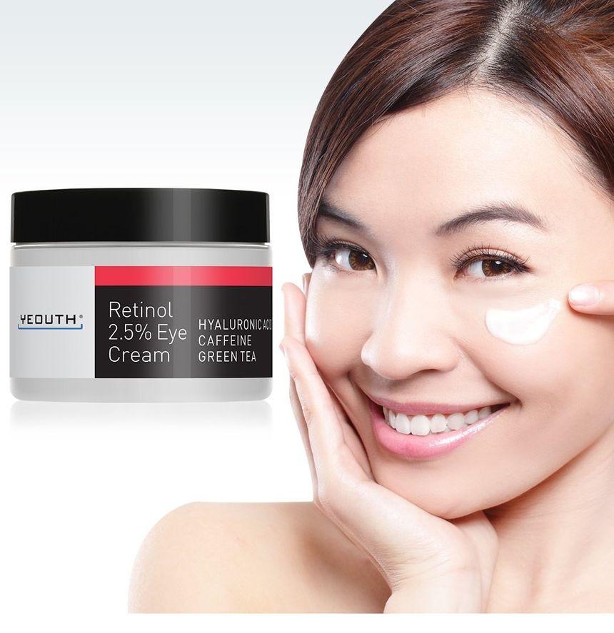 Yeouth Retinol 2 5 Eye Cream Yesstyle