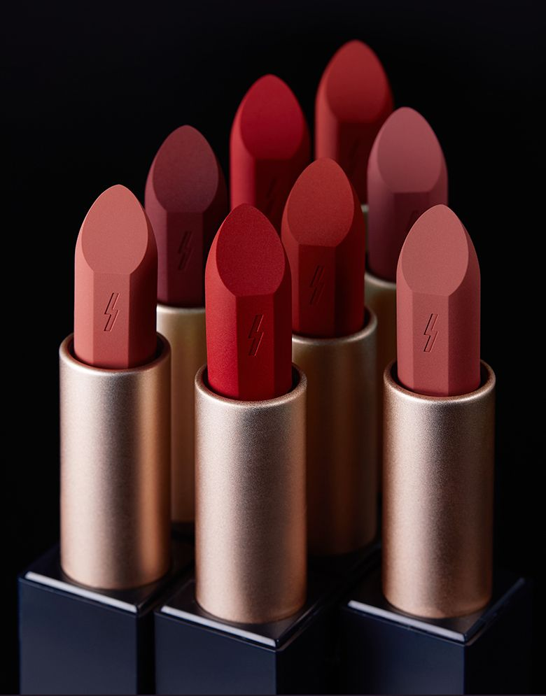 PONY EFFECT - Powdery Whisper Lipstick - 8 Colors