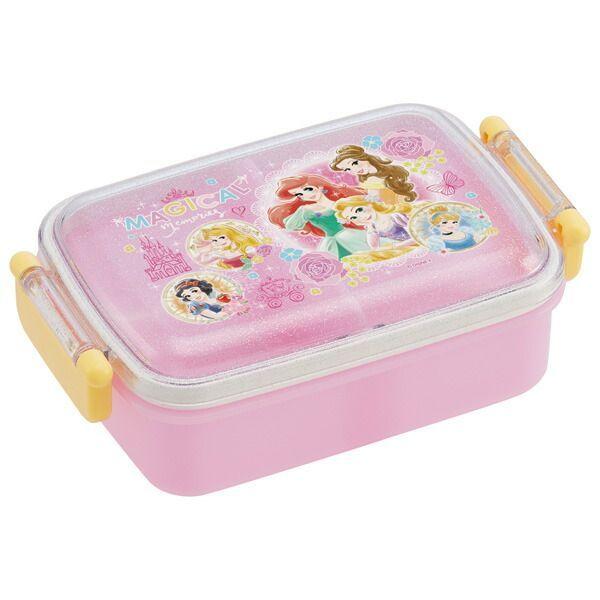 Skater Children Bento Box Lunch Box Princess 2019 New Design 360 ml QAF2BA