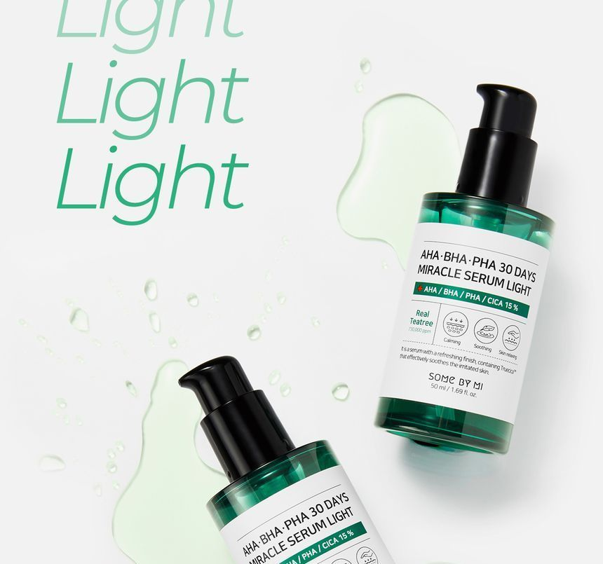 Buy SOME BY MI - AHA, BHA, PHA 30 Days Miracle Serum Light in Bulk    AsianBeautyWholesale.com