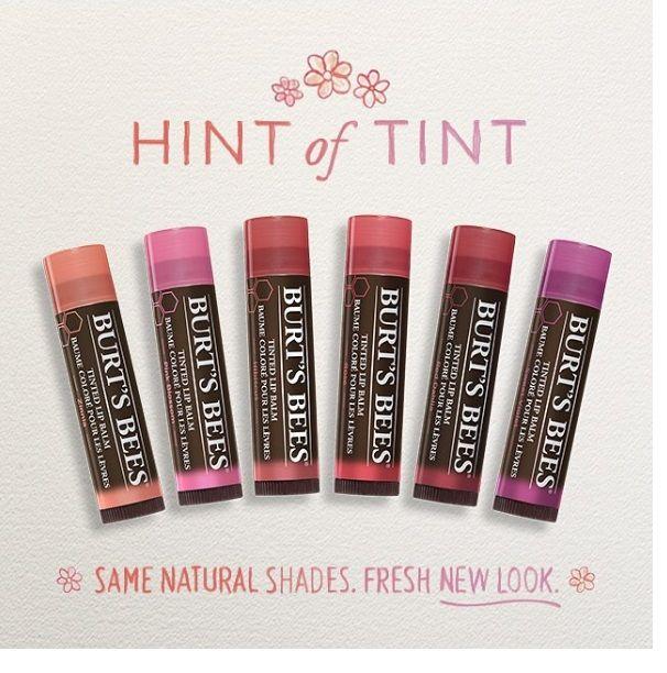 Buy Burt S Bees Tinted Lip Balm 6 Colors 0 15oz In Bulk Asianbeautywholesale Com